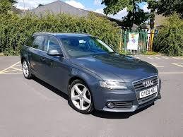 2009 audi a4 avant 2 0 tdi se manual 5 door estate grey f s h long