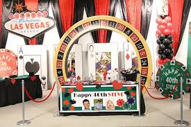 themed decorations how to throw a casino party casino party ideas shindigz