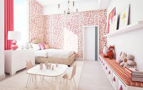 All Pink Bedroom - girls bedroom furniture kathy kuo home