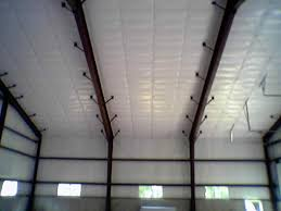 Insulation For Pole Barn Insulation For Metal Buildings Roofs Popular Roof 2017