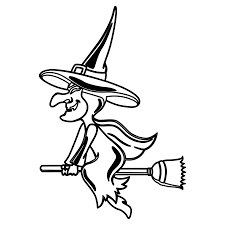 fairy tales witch coloring pages for kids c5d printable fairy