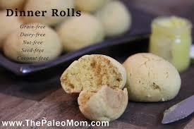dinner rolls the paleo