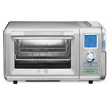 Toaster Oven Spacemaker Cuisinart Combo Steam And Convection Oven Cso 300 Review