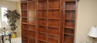 Bookcase Murphy Bed Murphy Library Beds For Your Home Lift Amp Stor Beds Bookcase