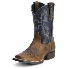 womens cowboy boots in canada ariat tombstone brown square toe cowboy boot