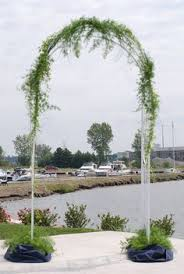 wedding arches michigan wedding arch bamboo springs florist benton harbor