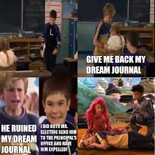 Meme Journal - he ruined my loss jpeg he ruined my dream journal know your meme