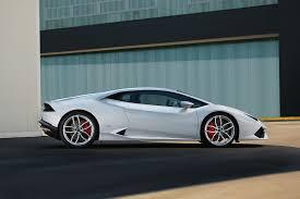 Lamborghini Huracan Back View - 2015 lamborghini huracan lp 610 4 side photo white color size