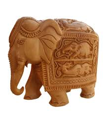 buy wooden animal home decor items handicrunch