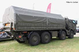 amphibious truck cze tatra 815 7t3rc1 8x8 1r armoured double cab czechoslovakia