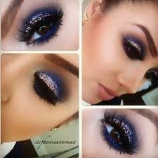find this pin and more on makeup blue n black dress makeup
