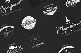 design a vintage logo free vintage vector logo design kit with 15 free logo templates