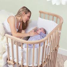 Baby Bed Attached To Parents Bed Bedside Co Sleepers Babybay