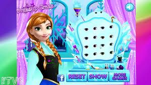 barbie games online frozen sister anna dress up games barbie
