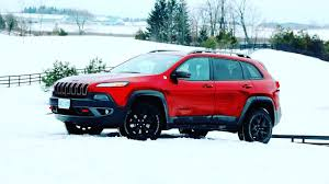jeep cherokee 2017 jeep cherokee trailhawk 4x4 review youtube