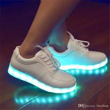 light up sole shoes women colorful glowing shoes with lights up led luminous shoes a new