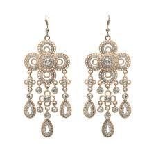 chandelier earings chandelier earrings david tutera embellish