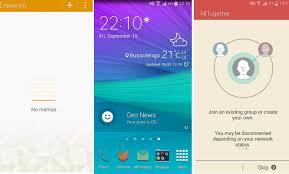 s memo apk descarga en tu android las aplicaciones samsung galaxy note 4