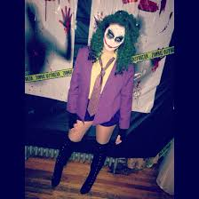 female joker costume u2026 pinteres u2026