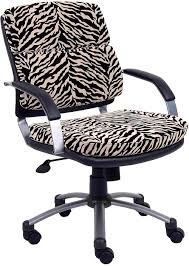 Animal Print Furniture by Furniture Alluring Zebra Office Chair Chairs Leopard Print For