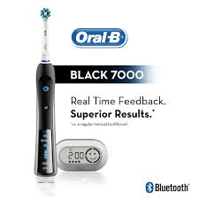 amazon com electric toothbrush oral b pro 7000 smartseries