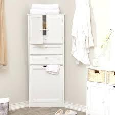 Bathroom Towel Storage Cabinets Corner Linen Cabinet For Bathroom Corner Towel Cabinet For