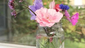 jar flowers jam jar flowers toni magazine