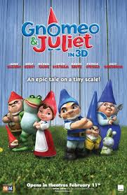 gnomeo juliet movie information