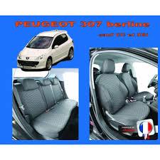 siege auto peugeot housses auto housse siègesur mesure pour voiture peugeot 307 berline