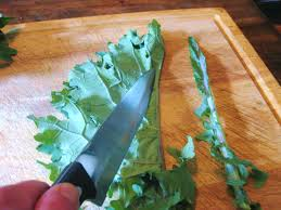 how i freeze kale u0026 other greens