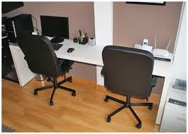 two person desk ikea rousing and smart home office ideas with 2 person desk at ikea for