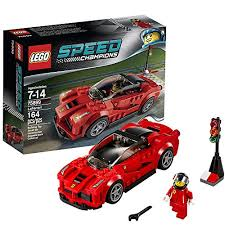ferrari speed chions speed chions 75899 laferrari toys gifts unique