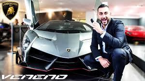 Lamborghini Veneno Body Kit - lamborghini veneno in london review yiannimize youtube