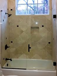 Glass Bathtub Enclosures Frameless Glass Tub Enclosures In Chicago Naperville And Downers