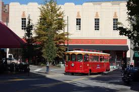 charleston trolley map hop on hop trolley tour of asheville