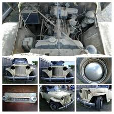 jeep commando hurst jeepster ewillys page 3