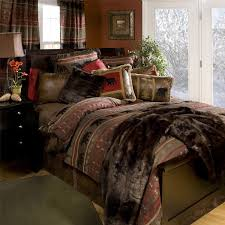 shop carstens bear country bed in a bag set the home decorating