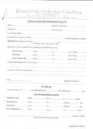 Sample Letter For Medical Leave Application Amity Law Delhi India