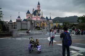 Seeking Hong Kong Hong Kong Disneyland Seeking Return To Profit Plans 1 4 Billion