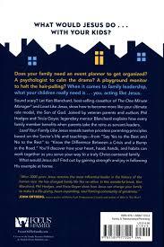 lead your family like jesus ken blanchard books