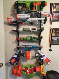 Shoe rack into a Nerf Gun rack Create it Pinterest