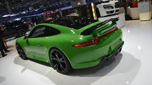 porsche 911 carrera 4s porsche 911 carrera 4s by techart storms into geneva show