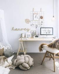 bureau decoration inspiration pour un bureau à la déco bohème decoration