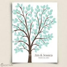 tree signing for wedding dreamwik wedding tree guestbook alternative by peachwik