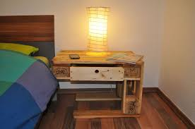 diy pallet bedside tables nightstands 99 pallets