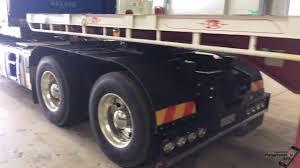 2013 moore 45 u0027 tri axle extendable flat top lead t youtube