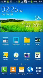 galaxy s5 apk galaxy s5 weather clock widget samsung galaxy s 4 mini