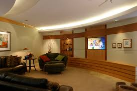 led lighting for sitting room of a family in
