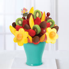 edible fruit arrangements chicago flower food simple with flower food recipe image recipe