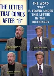 Sean Connery Mustache Meme - 10 iconic misreadings of snl quot celebrity jeopardy quot